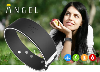 Angel - the first open sensor for health and fitness | Indiegogo