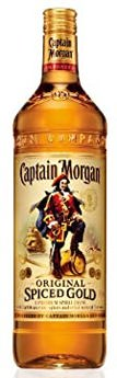 Captain Morgan - Original Spiced Gold - 3 Liter: Amazon.de: Lebensmittel & Getränke