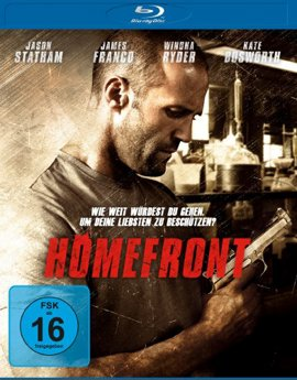 Homefront [Blu-ray]: Amazon.de: Jason Statham, James Franco, Winona Ryder, Kate Bosworth, Frank Grillo, Rachelle Lefevre, Clancy Brown, Christa Campbell, Gary Fleder: DVD & Blu-ray