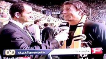 Zwei Englischexperten - Roman Weidenfeller on Dubai Sports - YouTube