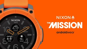 The Mission: The World's First Action Sports Smartwatch Powered by Google Android Wear™ - YouTube