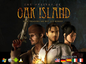 The Mystery of OAK ISLAND by Visionaire Studio — Kickstarter