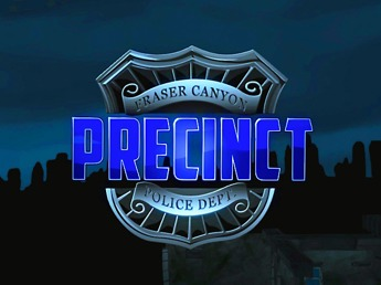 Precinct by Jim Walls — Kickstarter